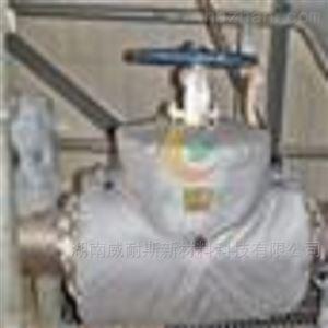 VNS-669硫化機閥門管道保溫套