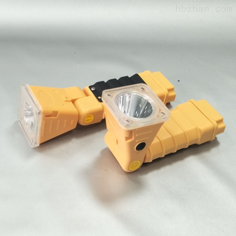 BZY601多功能防爆照明装置LED消防胸挂电筒