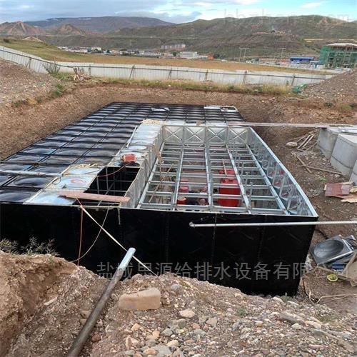 地埋式箱泵一体化恒压给水设备