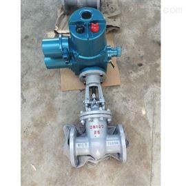 铸钢电动法兰闸阀Z941H-16C DN150