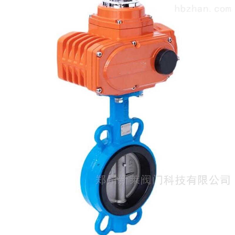 D971X-16P潜水型IP68电动不锈钢蝶阀