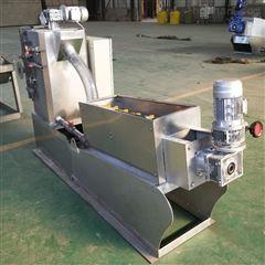 251叠螺式污泥脱水机 食品厂废水脱泥叠螺机