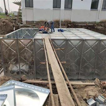 安徽不锈钢消防水箱厂家