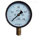 Y-无锡普通指针弹簧压力表