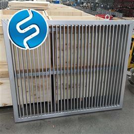 人工平板格栅 拦污平面滤网