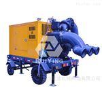 1600方移动自吸泵车