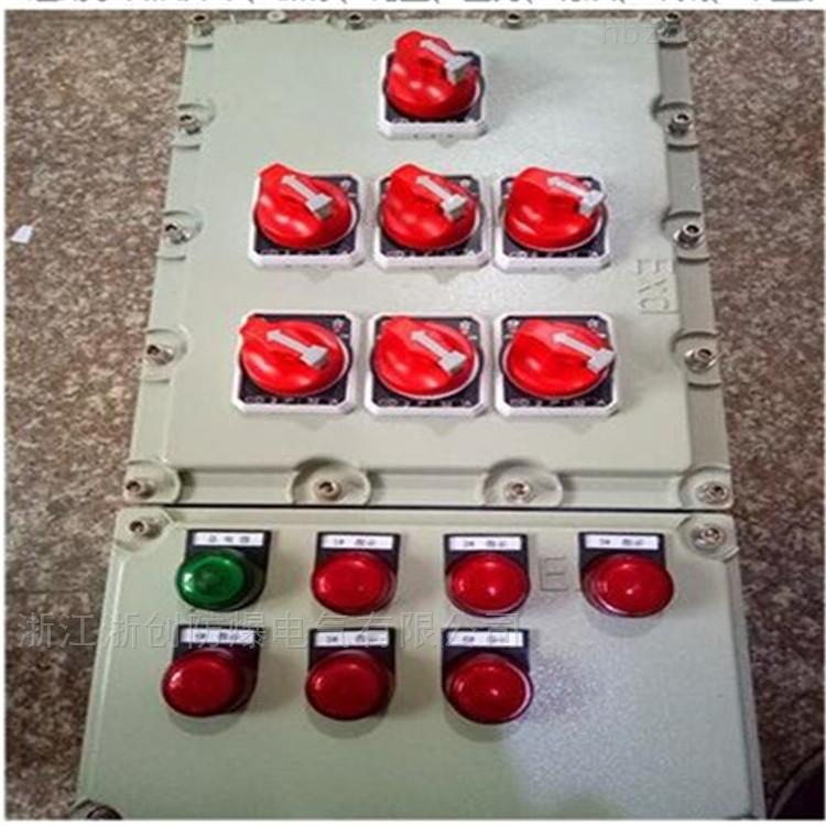 BXK防爆控制箱-非标单腔式