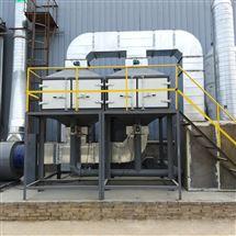 JC-VOC空气净化设备活性炭吸附脱附装置