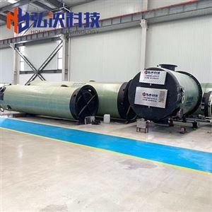 河南一体化污水提升泵站厂家实力商家