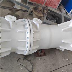 氯化氢pp石墨改性降膜吸收塔