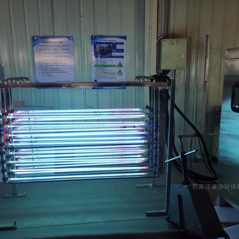 景德镇RXUV-1-8/320W明渠式紫外线介绍