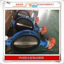 FSD971XIP68防水型电动碟阀