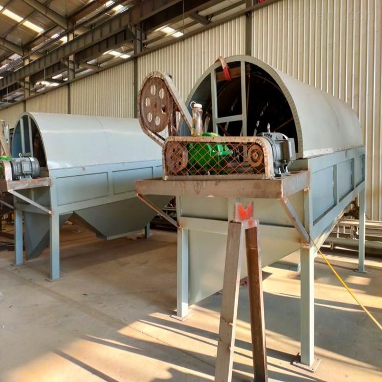 滚筒式筛分机有机肥处理设备