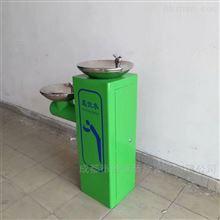 高低盘户外饮水台  个性化烤漆直饮机