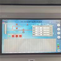 NK-800系列高转焦炉煤气管道气体热值分析仪