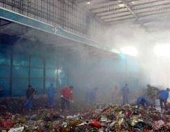 污水处理厂高压喷雾除臭