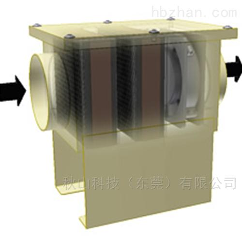 日本uv-asumi臭氧分解装置AOZ013/AOZ014