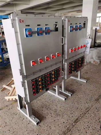 工业钢板焊接IIBT6-IICT4防爆箱定做