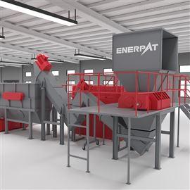 农膜清洗回收造粒生产线