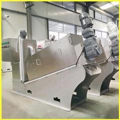 401污水厂污泥脱水机叠螺机 叠螺压滤机生产