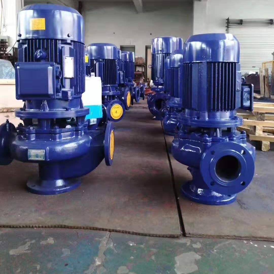 立式管道排污泵特点与用途