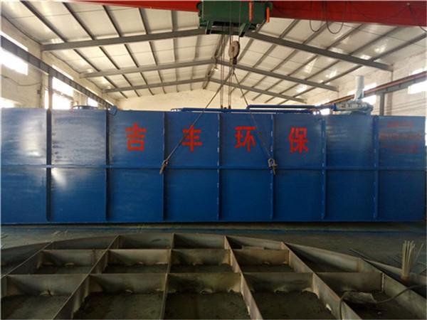 氨氮废水处理设备运行技术