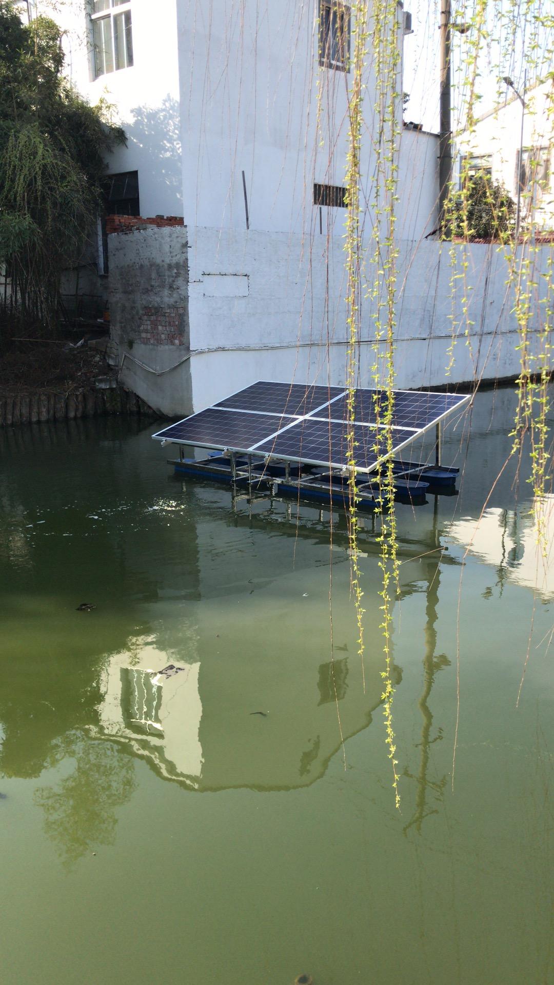 苏州太阳推流能曝气机