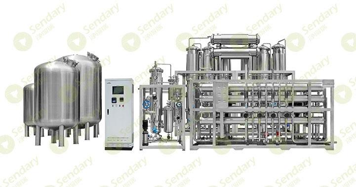 实验室蒸馏水机六大故障的处理方法!