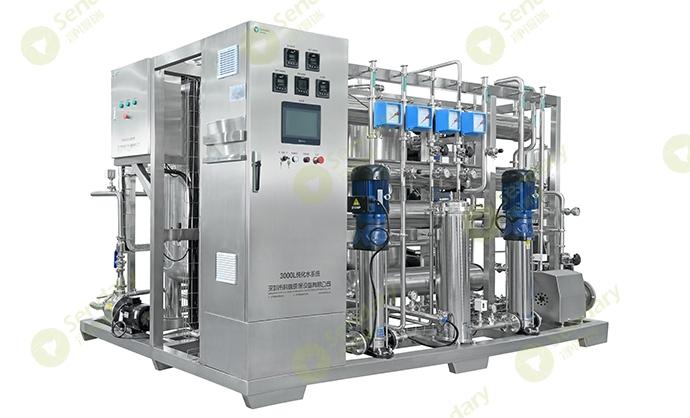 在高温度的夏季,用户应该如何维护医药纯化水设备?