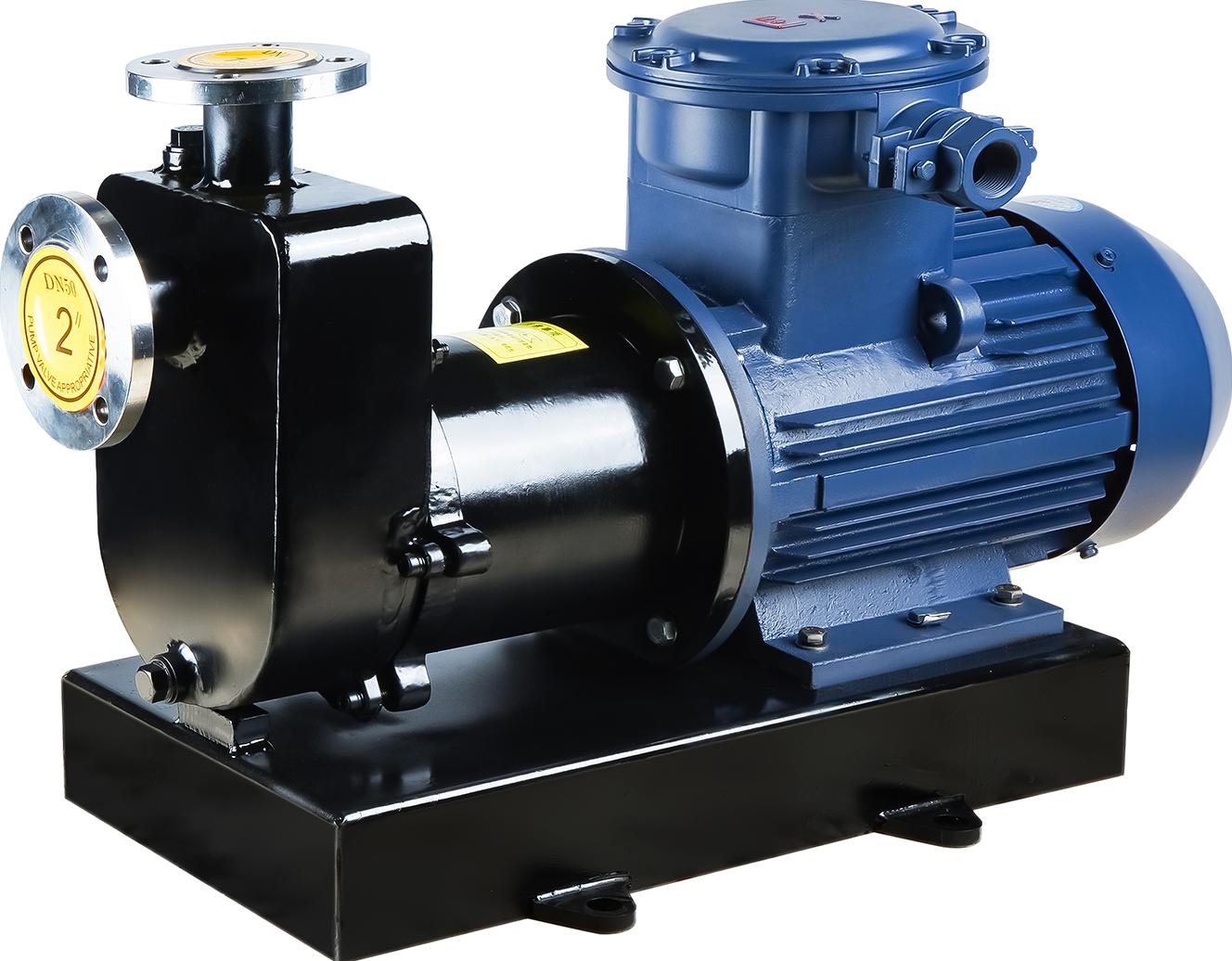自吸磁力驱动泵吸不上水问题解决办法与一些重要提醒
