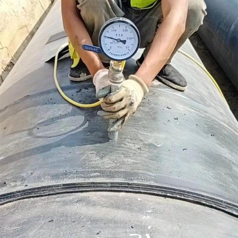 聚乙烯電熱熔套安裝方法說明