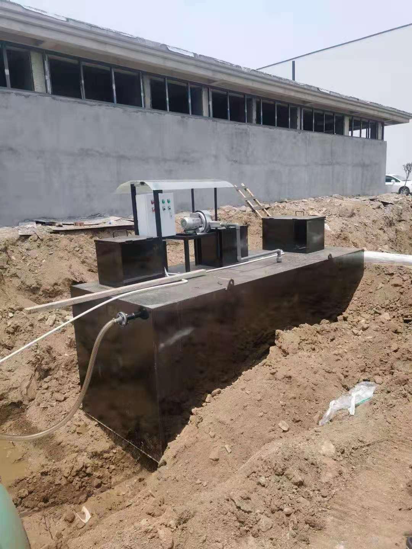 乡镇一体化污水处理设备如何做好维护工作