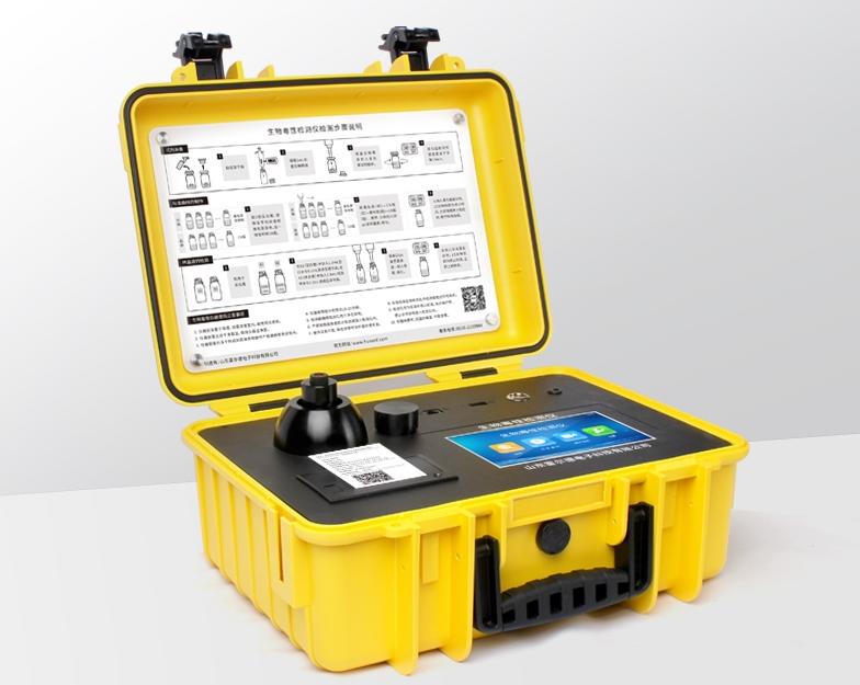 发光细菌毒性检测仪在饮用水行业的使用