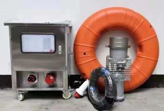 便携式抢险轴流泵