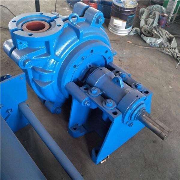 你知道渣浆泵如何安装吗