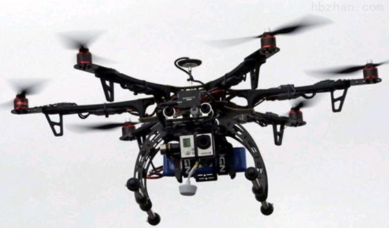 智易时代无人机空气环境监测仪的应用