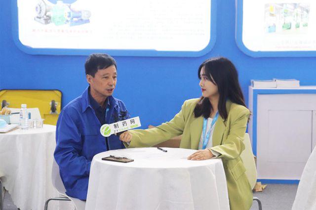 """安徽南方泵业总经理潘耀东:勤练""""内功"""",推动泵业持续稳步向前发展"""