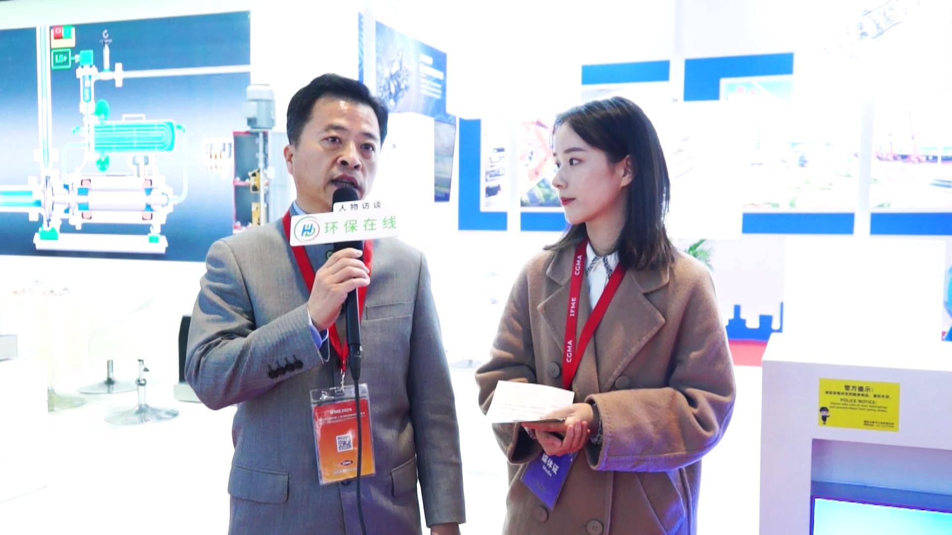 專訪:大耐泵業有限公司總經理慈元新