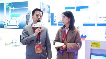 专访:大耐泵业有限公司总经理慈元新