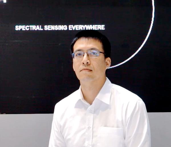 专访与光科技区域营销总监褚文泓
