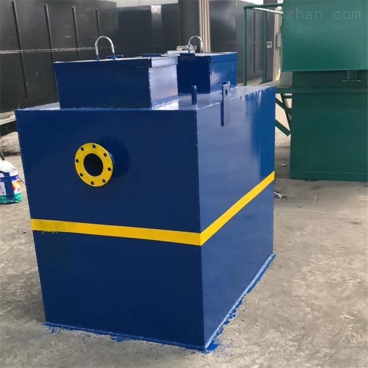 阿里口腔污水处理设备使用方法