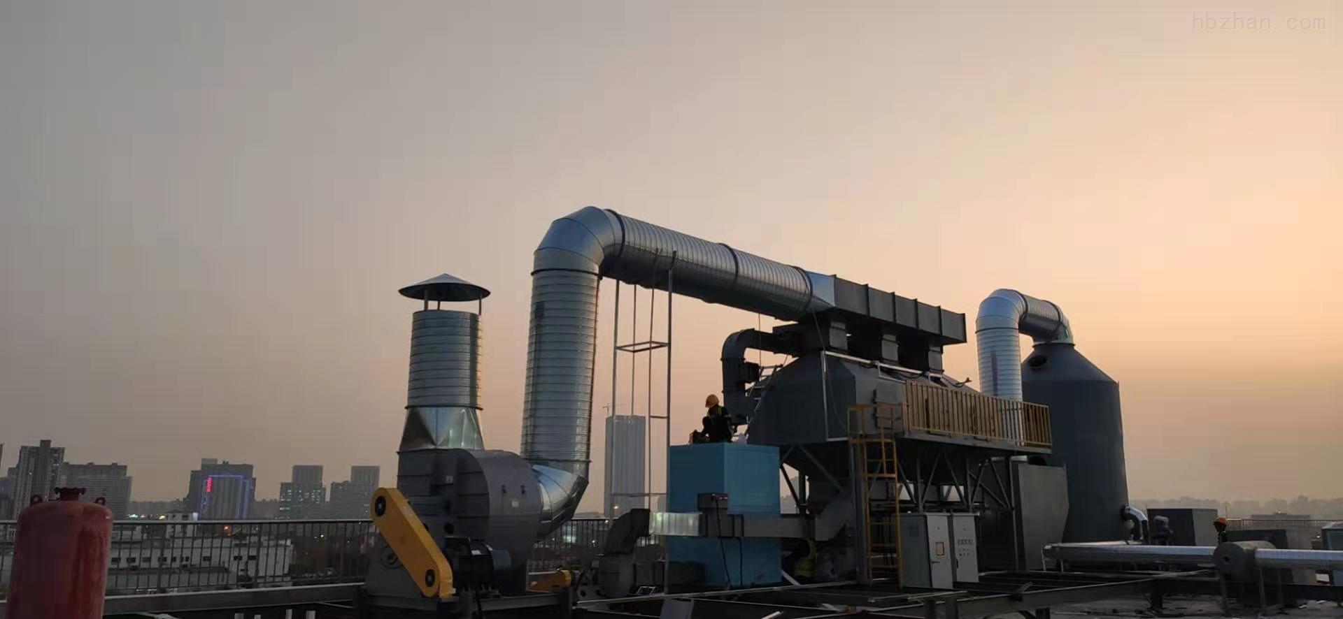 蚌埠催化燃烧设备厂家直销