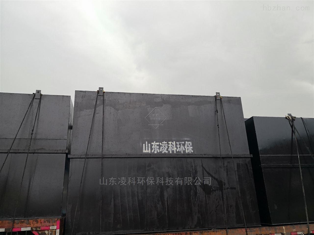 吕梁地埋式一体化提升泵站免费设计方案