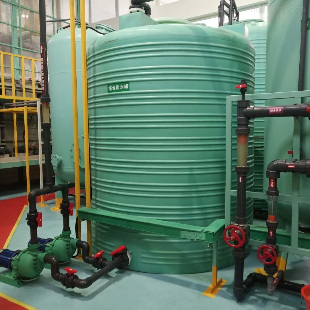 宿州6吨PE水箱  烧碱搅拌罐