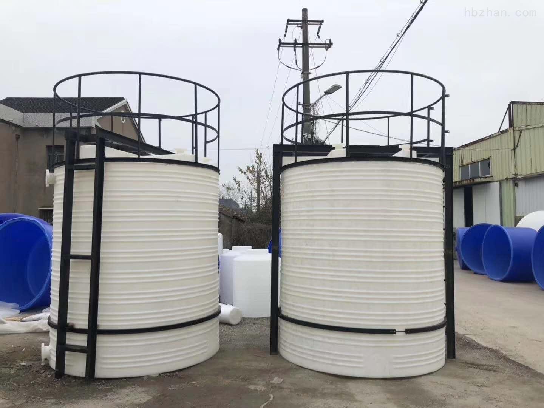 六安6吨外加剂储罐  苛性钠储罐