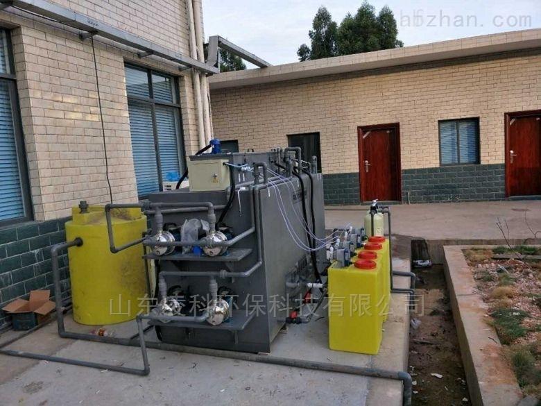 包头综合实验室污水处理设备安装环境