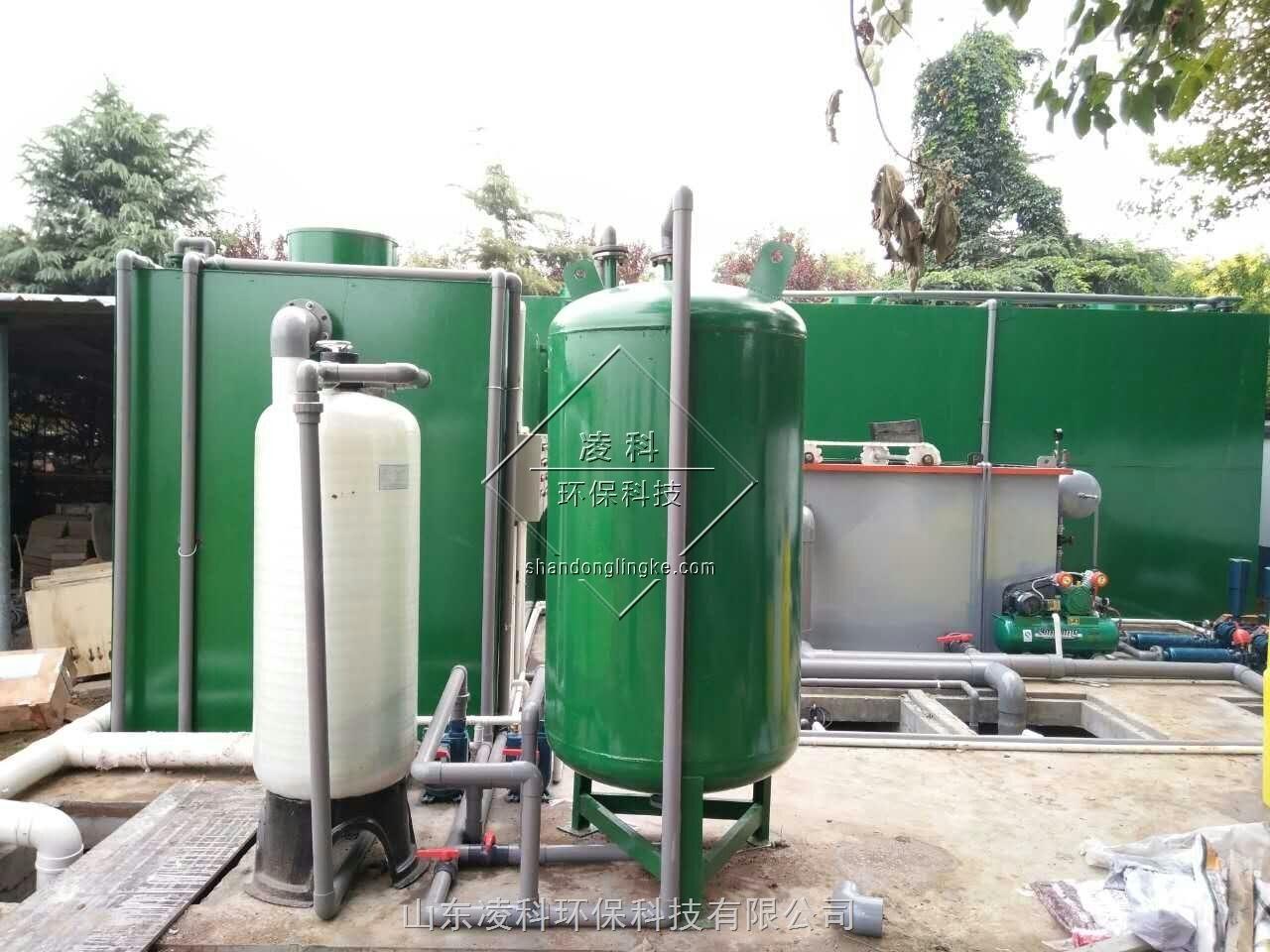 常德服务站一体化预制泵站市政给排水泵站
