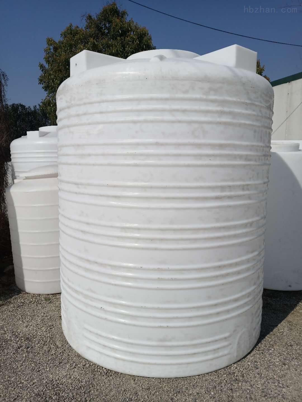 铜陵6000升塑料水塔  铁盐储蓄罐