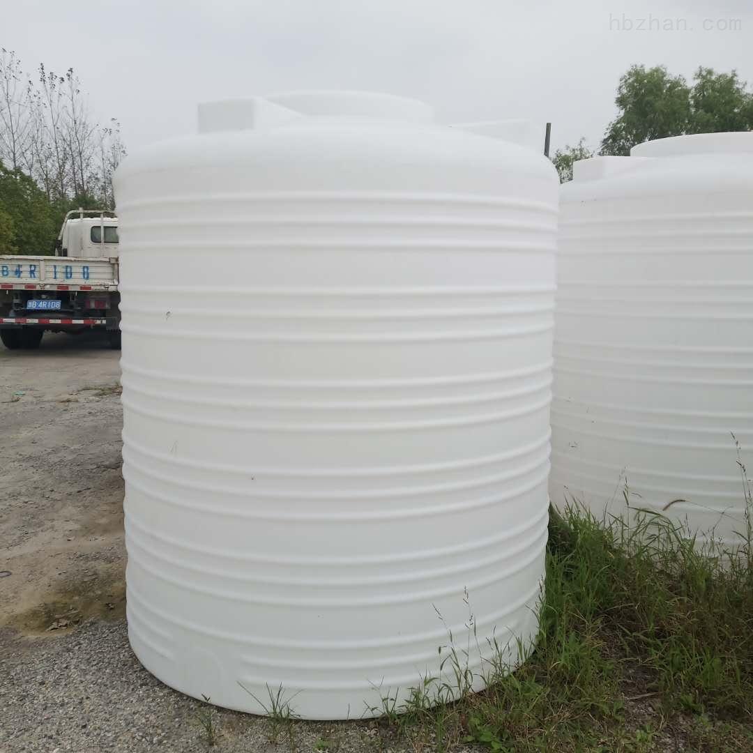 安庆6吨塑料水塔  铁盐储蓄罐