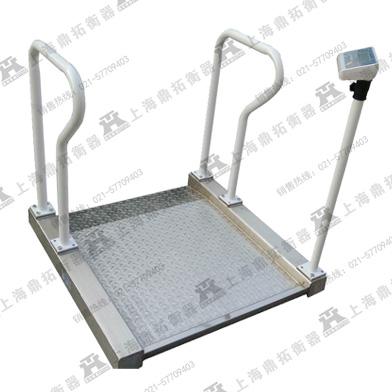 轮椅体重秤